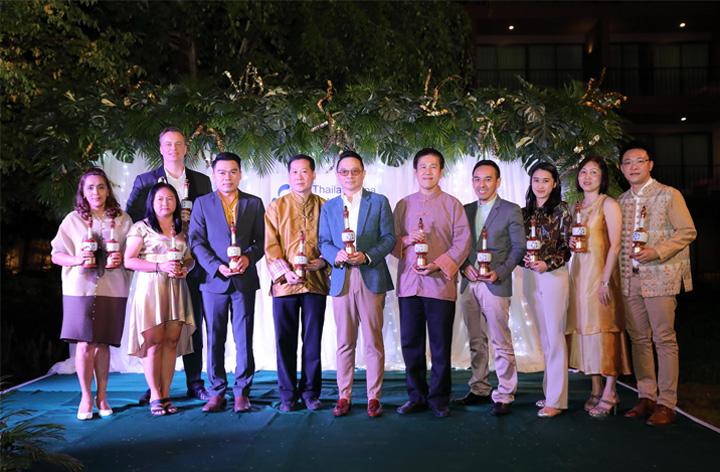 Thailand Spa & Well-being Awards WINNERS 2019
